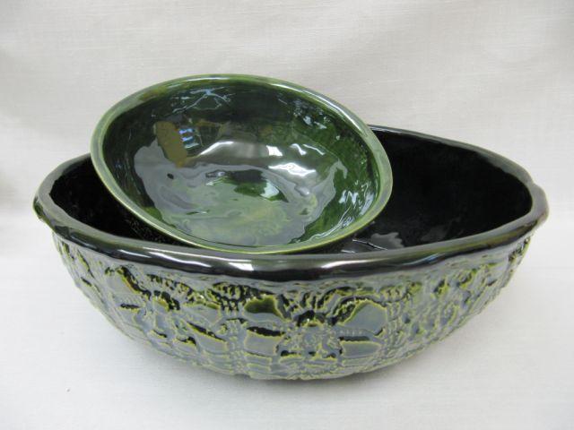 Leaf Green Bowls