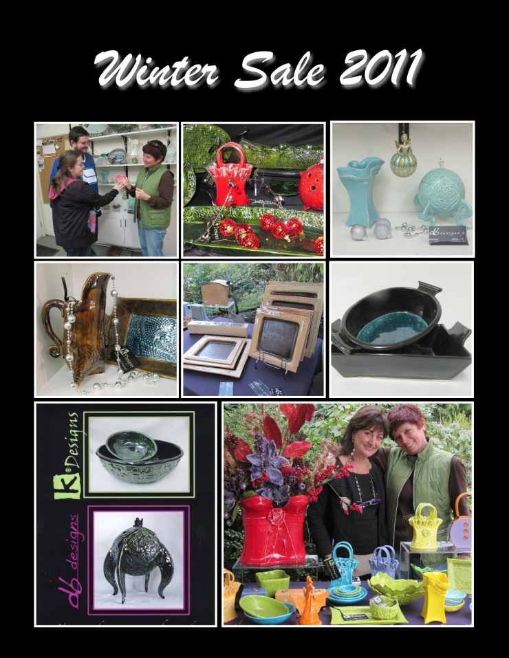 K Designs Winter Sale 2011